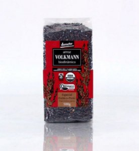 Arroz Especial Exótico-Preto Biodinâmica Volkmann
