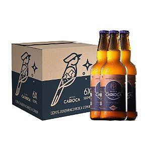 Cerveja Serra Carioca (Caixa c/ 6 unidades)