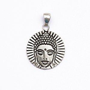 Pingente Medalha Buda