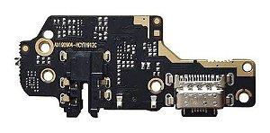 Conector Carga Placa Usb Flex Microfone Xiaomi Redmi Note 8