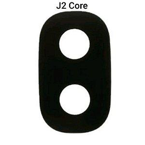 Lente Vidro Camera Galaxy J2 Core J260