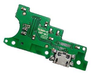 Placa Conector Carga Para Moto E6s Xt2053