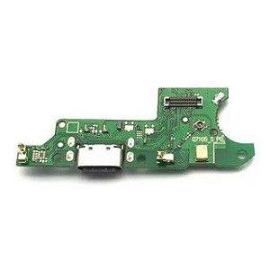 Placa Flex Conector De Carga Compatível Com Moto One Fusion