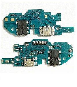 Flex Placa Conector De Carga Dock Micro Usb Galaxy M10 M105