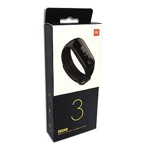 SmartWatch Xiaomi Mi Band 3 Pulseira Fitness Relógio Inteligente
