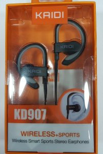 Fone Bluetooth Kaidi KD907