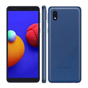 Smartphone Samsung Galaxy A01 Core 16gb - Azul