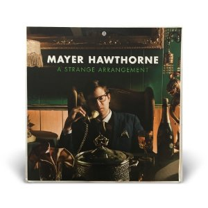 LP DUPLO Mayer Hawthorne - A Strange Arrangement