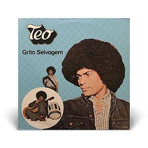 LP Teo - Grito Selvagem (Reedição C/ Poster e MP3 Download)