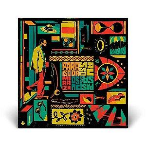 LP Russo Passapusso - Paraíso da miragem + Revista (Caixa lacrada)