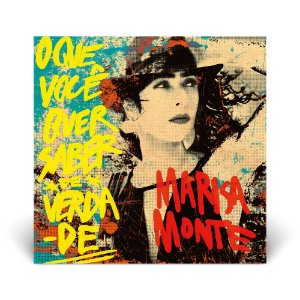 LP Marisa Monte - O que você quer saber de mim