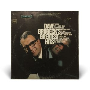 LP Dave Brubeck's Greatest Hits