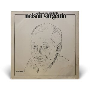 LP Nelson Sargento - Sonho de um sambista