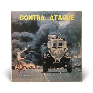 LP Coletânea Contra Ataque 1988