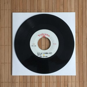 "7"" Rod Taylor - Yes We Gonna Get Over - Version"