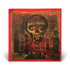 LP  Slayer - Seasons In The Abyss