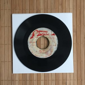 """7"""" The Summertairs / Jackie Mittoo – You're Gonna Leave Me / Ram Jam"""