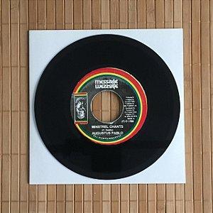 "7"" Augustus Pablo / Rockers All Stars – Minstrel Chants / Love Chant Dub"