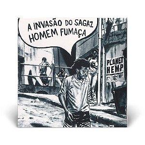 LP Planet Hemp - A invasão do sagaz homem fumaça 180g
