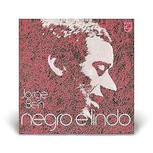 LP Jorge Ben - Negro é lindo