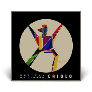 LP Criolo - Espiral De Ilusão