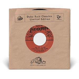 "7"" Alton Ellis & The Flames - All My Tears / Alton Ellis & The Flames - Duke Of Earl"