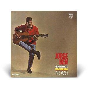 LP Jorge Ben Samba Esquema Novo