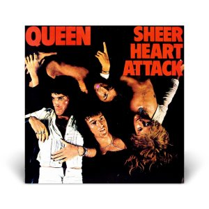 LP Queen - Sheer Heart Attack (IMPORTADO)