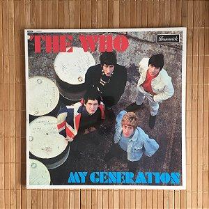 LP The Who - My Generation (IMPORTADO)
