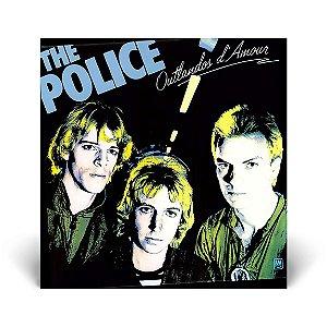 LP The Police - Outlandos D'Amour (IMPORTADO)