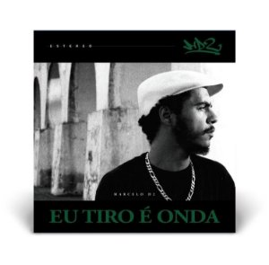 LP Marcelo D2 - Eu Tiro é Onda (LACRADO)