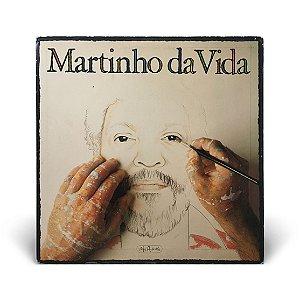 LP Martinho da Vila - 1990 (C/ Encarte)