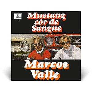 LP Marcos Valle - Mustang Côr De Sangue
