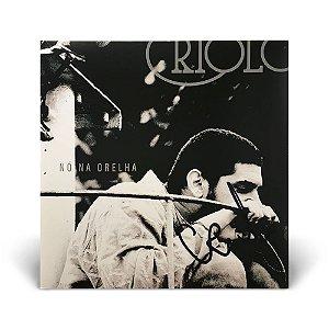 LP Criolo - Nó na orelha (Autografado)