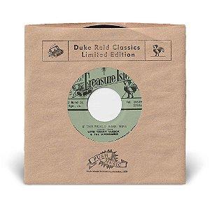"7"" Tyrone Davis - If This World Were Mine / Dave Barker - Funkey Reggae"