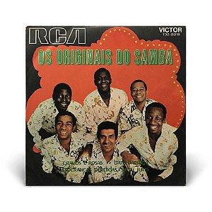 """7"""" Os Originais do Samba - Cravos e rosas / Bate Barriga / Esperanças Perdidas / Se eu jurei"""