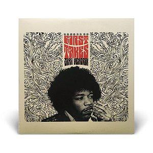 LP Jimi Hendrix - First Takes (IMPORTADO)