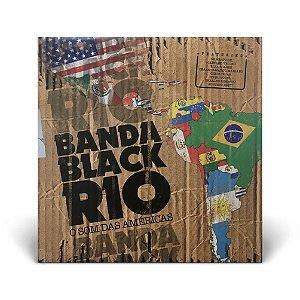 LP (CHOCOLATE) Banda Black Rio - O Som Das Américas