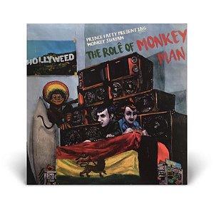 LP Prince Fatty presenting Monkey Jhayam - The rolê of Monkey Man