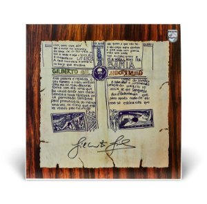 LP Gilberto Gil - 1969