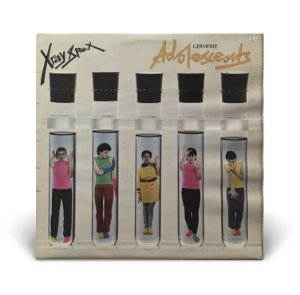 X-Ray Spex - Germfree Adolescents ( EMI International 1978)