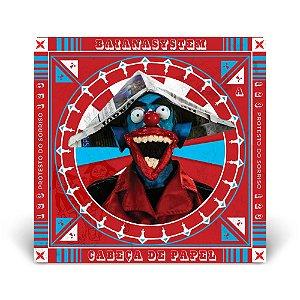 "7"" Baianasystem - Cabeça de Papel / Tropkillaz Remix"