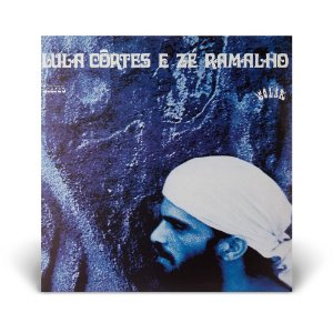 LP DUPLO Lula Cortes e Zé Ramalho - Paebirú