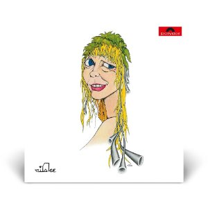 LP Rita Lee - Hoje é o Primeiro Dia do Resto da Sua Vida