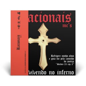 LP Racionais Mc's - Sobrevivendo no Inferno