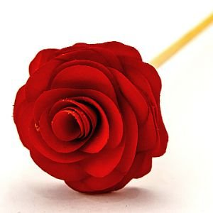 Flores em Varetas - Tamanho Grande - 14cm
