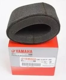 ELEMENTO DO FILTRO DE AR, YBR 125cc e FACTOR 125cc, ORIGINAL YAMAHA
