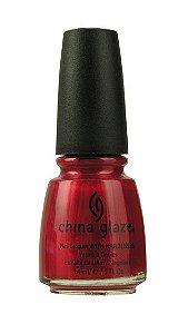 Esmalte China Glaze Red Pearl 14ML