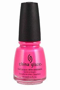 Esmalte China Glaze Pink Voltage 14ML
