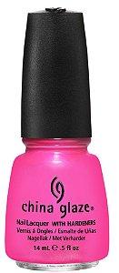 Esmalte China Glaze Neon Hang -Ten Toes 14ML
